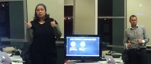 NZ Bloggers Meetup Review