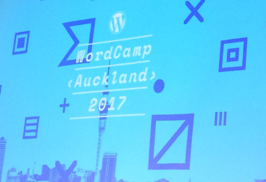 WordCamp Auckland 2017